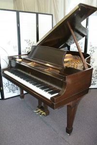 Steinway Grand Piano Model M 5'7'