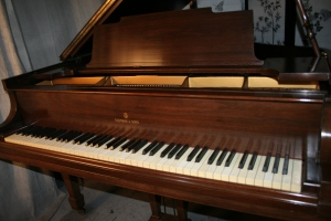 "Steinway Piano Model M Steinway Grand 5'7"" 1932 Excellent"